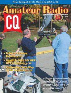 CQ Amateur Radio – July 2020