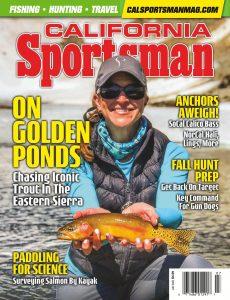 California Sportsman – July 2020