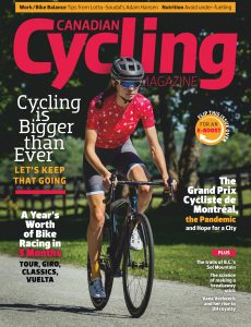Canadian Cycling – August 2020