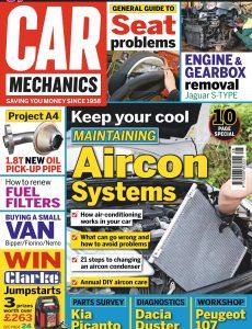 Car Mechanics – August 2020