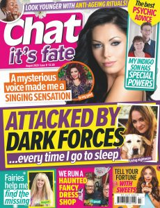 Chat It's Fate – August 2020