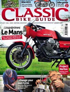 Classic Bike Guide – August 2020