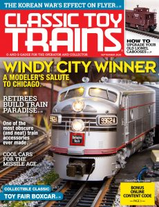 Classic Toy Trains – September 2020