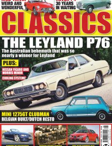 Classics Monthly – August 2020