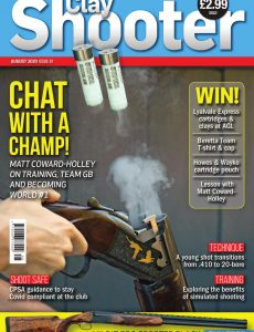 Clay Shooter – August 2020