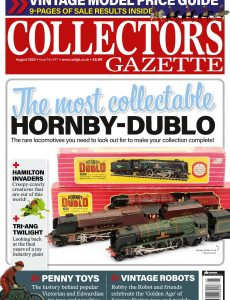 Collectors Gazette – August 2020