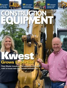 Construction Equipment – July 2020