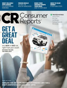 Consumer Reports – August 2020