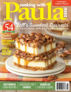 Cooking with Paula Deen – September 2020