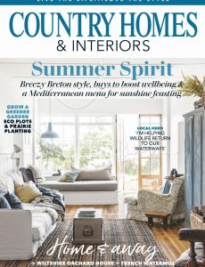 Country Homes & Interiors – August 2020