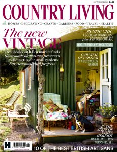 Country Living UK – September 2020