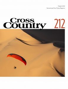 Cross Country – August 2020