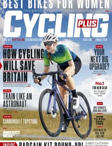 Cycling Plus UK – August 2020