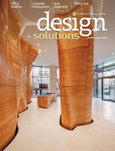 Design Solutions – Summer 2020