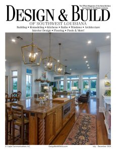 Design & Build of Southwest Louisiana – July-December 2020