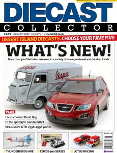 Diecast Collector – Issue 275 – September 2020