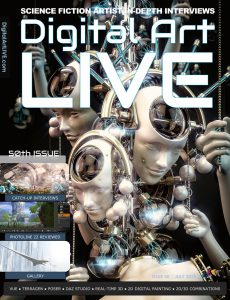 Digital Art Live – July 2020