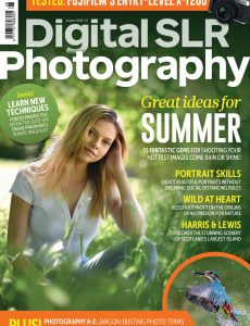 Digital SLR Photography – August 2020