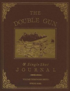 Double Gun Journal – Spring 2020