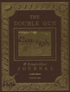 Double Gun Journal – Summer 2020