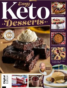 Easy Keto Desserts – First Edition, 2020