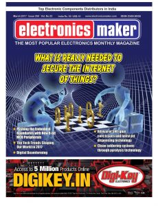 Electronics Maker – March 2017
