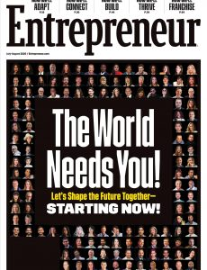 Entrepreneur USA – July-August 2020