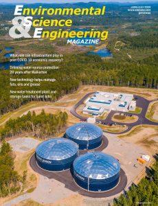 Environmental Science & Engineering Magazine – June-July 2020