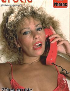 Erotics From The 70s Adult Photo Magazine – July 2020