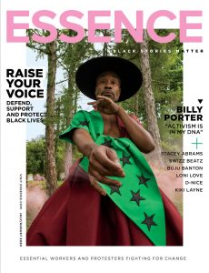 Essence USA – July-August 2020