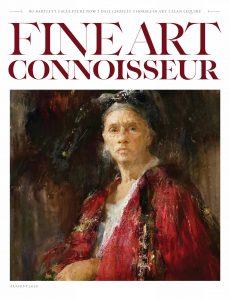 Fine Art Connoisseur – July-August 2020