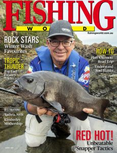 Fishing World – August 2020