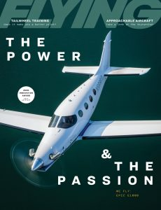 Flying USA – August 2020