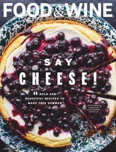 Food & Wine USA – August 2020