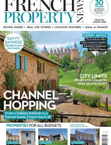 French Property News – August 2020
