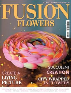 Fusion Flowers – Issue 115 – August-September 2020