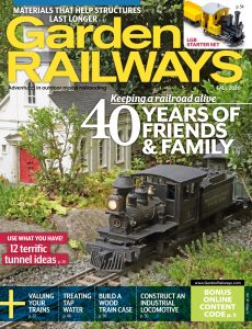 Garden Railways – Fall 2020