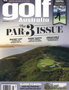Golf Australia – August 2020