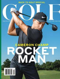 Golf Magazine USA – July-August 2020