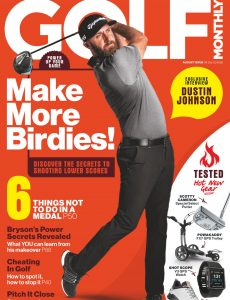 Golf Monthly UK – August 2020