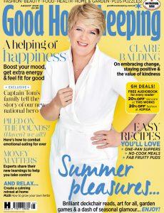 Good Housekeeping UK – August 2020