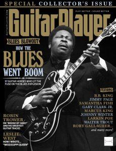 Guitar Player – September 2020