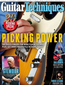 Guitar Techniques – Issue 311, 2020