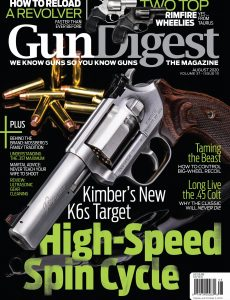 Gun Digest – August 2020