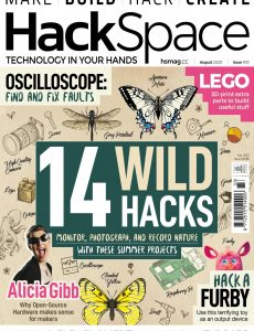 HackSpace N°33 – August 2020