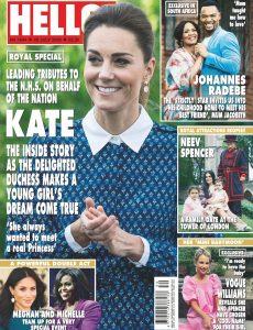 Hello! Magazine UK – 20 July 2020