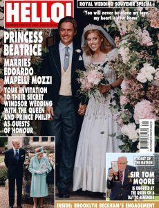 Hello! Magazine UK – 27 July 2020