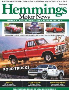 Hemmings Motor News – August 2020