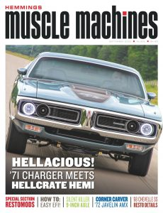 Hemmings Muscle Machines – September 2020