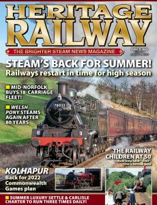 Heritage Railway – July 01, 2020